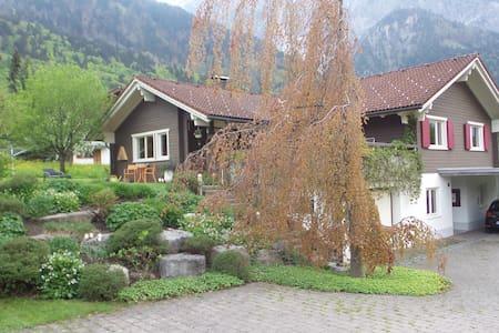 Im Herzen der Alpen - Vandans - アパート
