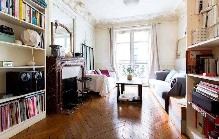 Room - Charming apartment Latin Quarter
