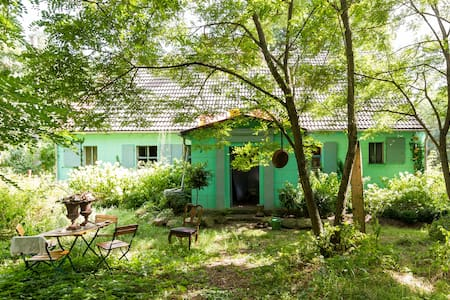 Waldarbeiterhaus 1799 - Alleinlage - Liebenwalde
