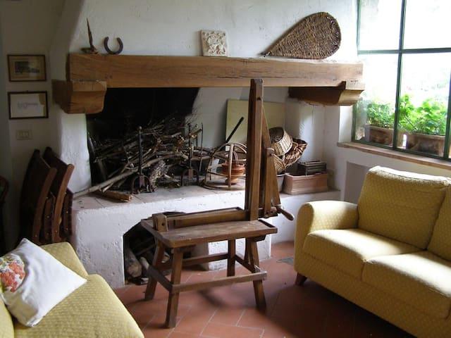 Antico fienile con giardino - Bagno a Ripoli - House