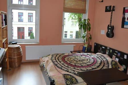 Bequemes Bett im Zentrum der Stadt - Rostock