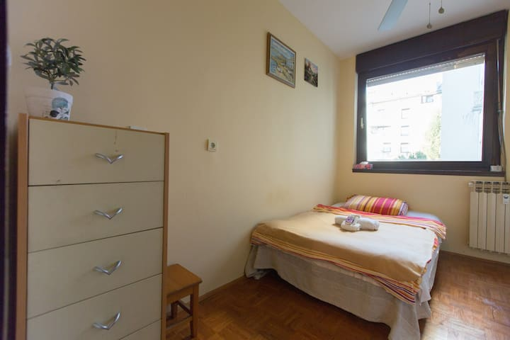 *Modern stay with great benefits* - Zagreb - Bed & Breakfast