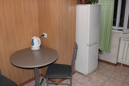 appartment. Air conditi-ing.TvWi-Fi - Bişkek - Daire