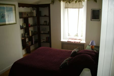 Room for rent in house / campaign - Villefranche-de-Lonchat - Dům