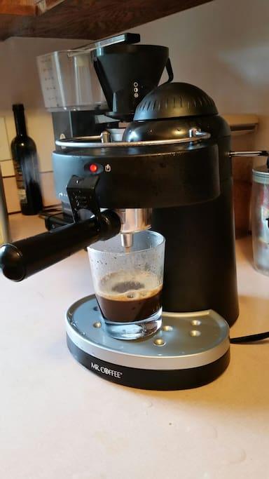 Espresso!!