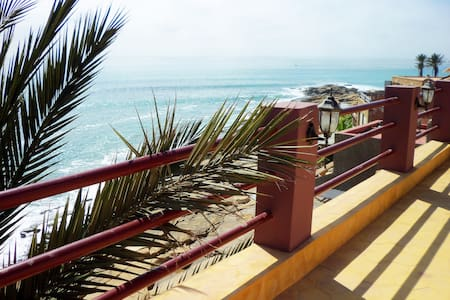Luxurious Ocean Front Surf Villa at Anchor's Point - Agadir