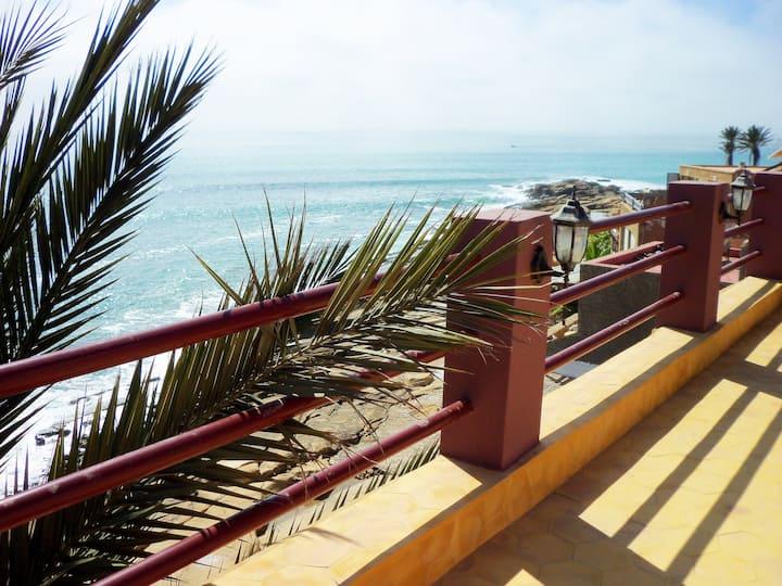 Ocean Front Surf Villa, Anchor Points Sea Salt Air