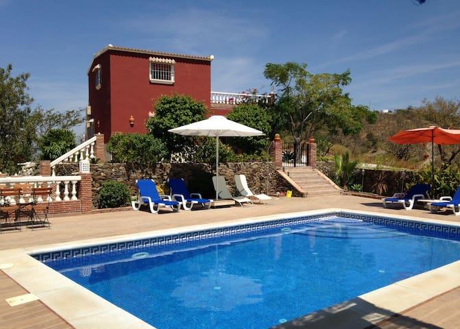 Casa Buena Vista - Costa del Sol - Cajiz - Casa