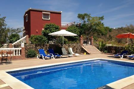Casa Buena Vista - Costa del Sol - Cajiz - Haus