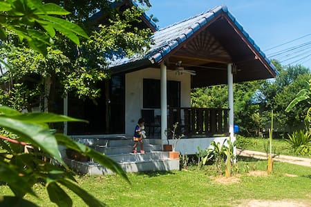 Thai house in center of Lamai Beach - Ko Samui
