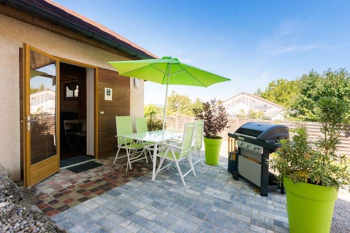 Appartement tout confort,terrasse - Seynod - Lägenhet