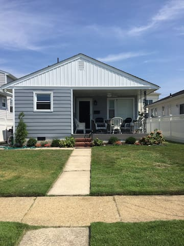 Cozy beach cottage!!! - Brigantine - Talo