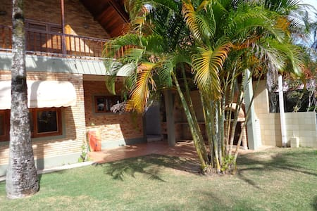 Linda e tranquila casa em Guaecá