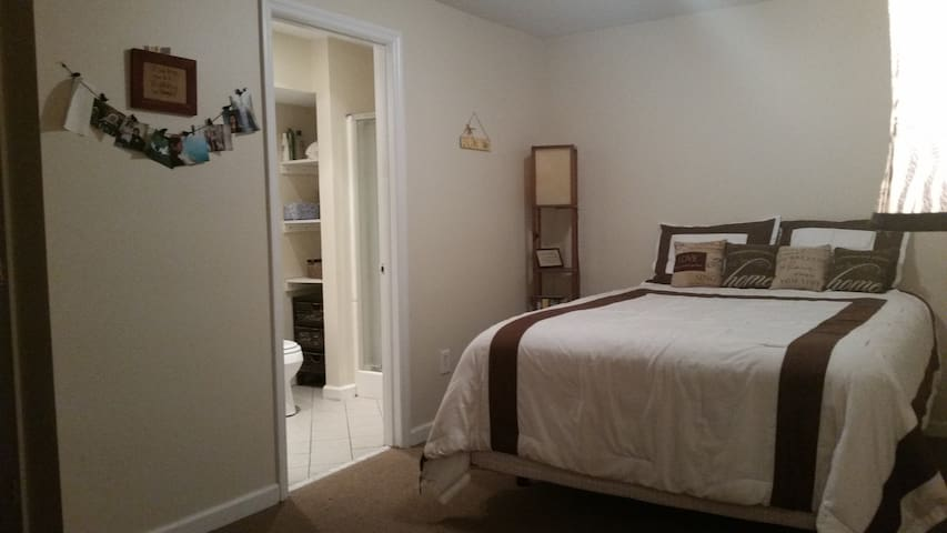 Clean/cozy private rm,bath,entrance - Atlantic Highlands - Condominium