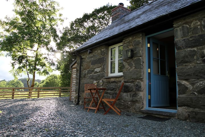 Romantic 1 bedroom holiday cottage - Gwynedd - Casa