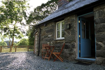 Romantic 1 bedroom holiday cottage - Gwynedd