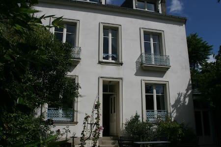 Maison 19ème, centre-ville,au calme - Nantes - Rumah