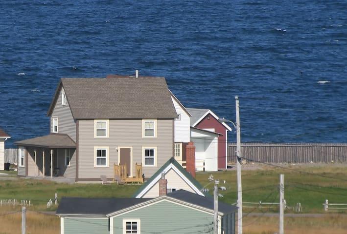 Beautiful Seaside Heritage Home
