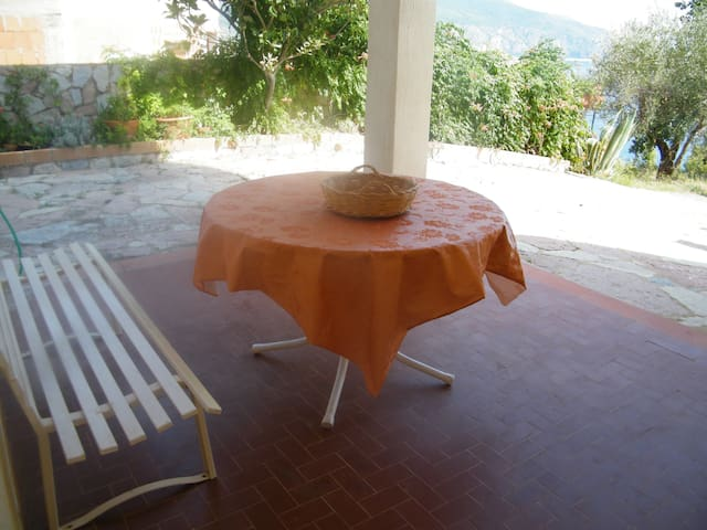 Villa la Stella, Pianoterra - Palinuro - Dom