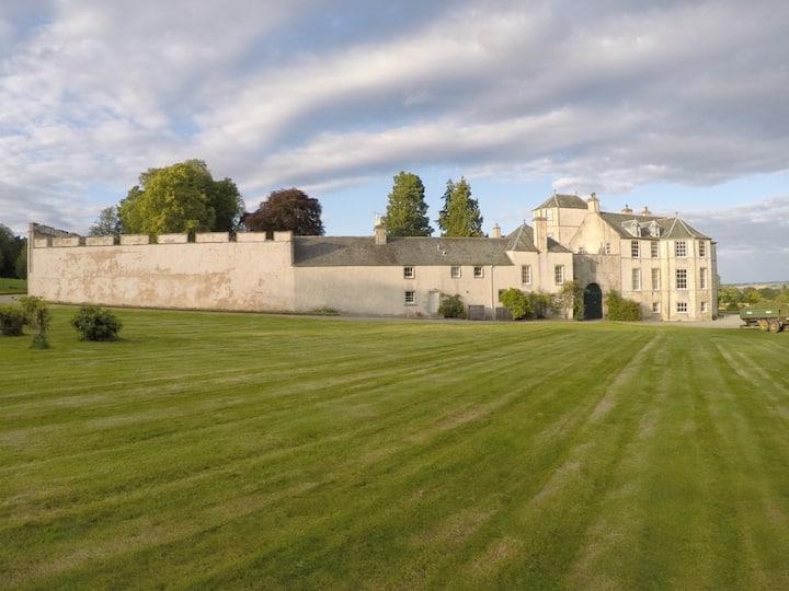 The Pavilion, Foulis Castle, Highland Scotland