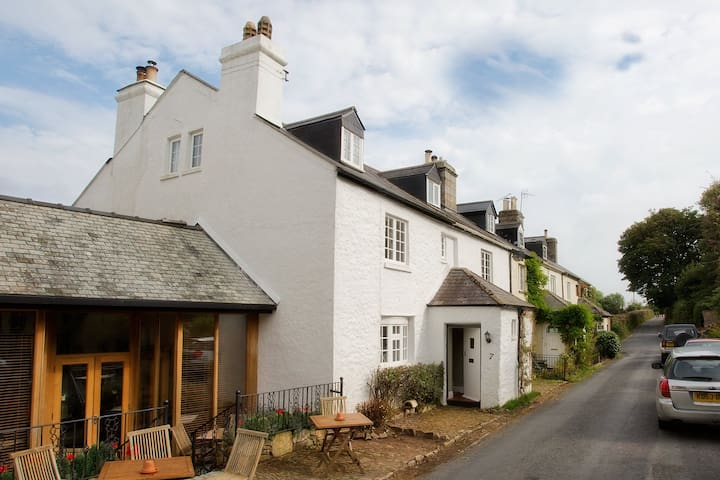 Lovely Dartmoor Character Cottage - 7 Haytor Vale - Huis