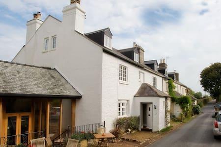 Lovely Dartmoor Character Cottage - 7 Haytor Vale - Casa
