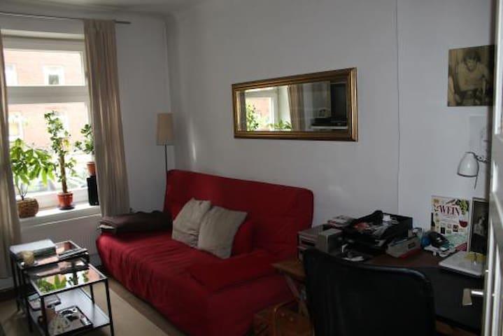 2 Zimmer Wohnung im Herzen Hamburgs - Hamburg - Lägenhet
