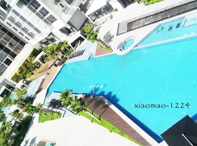 Modern&Roomy condo 2-5beds host 4-9 - Singapore - Appartement