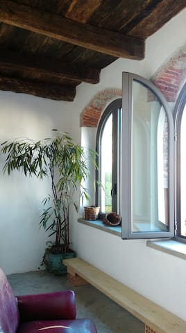 Bonita casa en el casco antiguo - Lamezia Terme - Talo