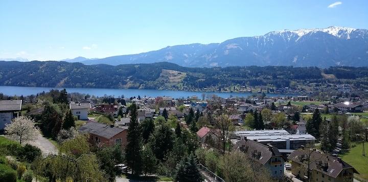 Ferienwohnung Eschenweg, See- & Panoramablick