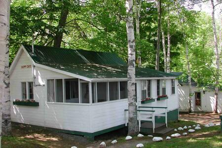 Happy Days Cottage - Bancroft - Blockhütte