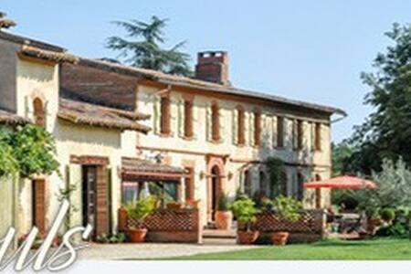 domaine des pindouls - Villeneuve-lès-Bouloc - บ้าน
