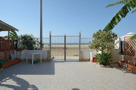 Villa Marinel Casa con vista al mar - Porto Empedocle - Willa