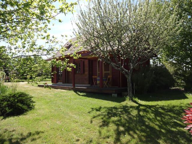 Maison en bois massif perigord noir - Rouffignac-Saint-Cernin-de-Reilhac - Casa
