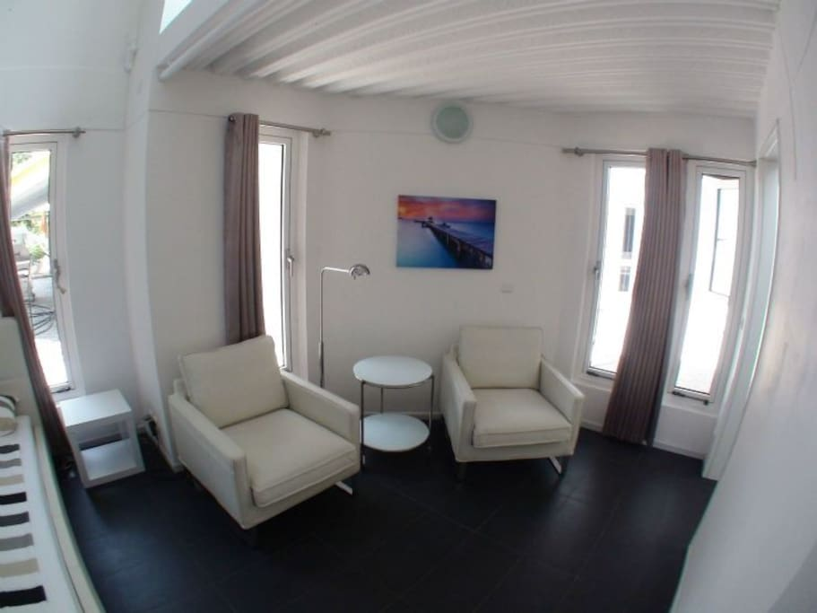 Villa Uno Curacao - Schlafzimmer
