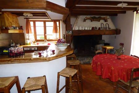 Le Campagnard - Saint-Girons - Rumah