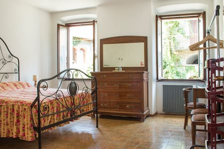 Room in 17th century house - Plesio - Bed & Breakfast