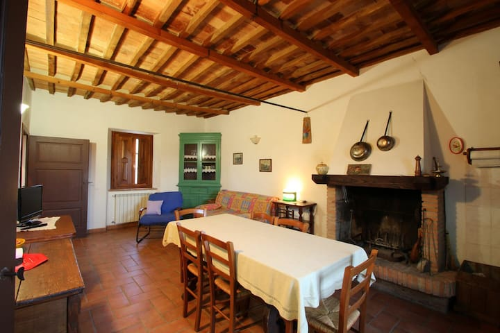 Pilgrims's Inn on via Francigena