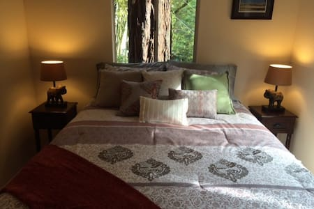 A piece of heaven in Cazadero