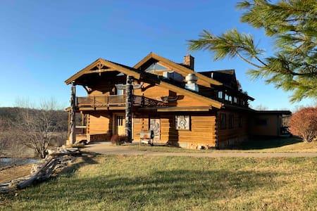 The Log House Getaway