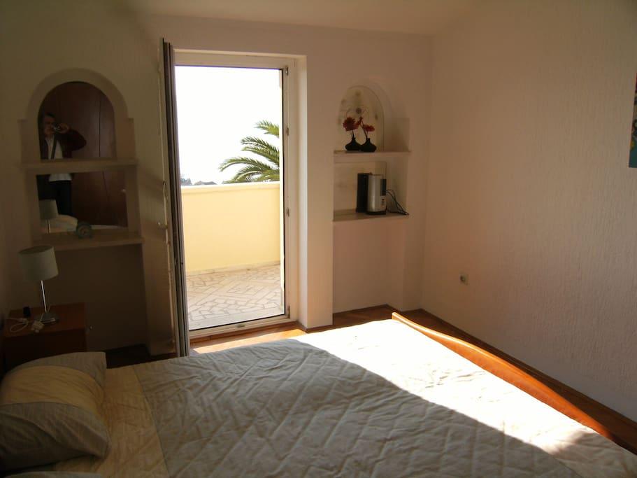№1 Спальня (Двойнная кровать+шкаф большой)