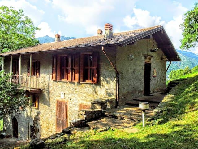 casa di montagna - bracca - Hus