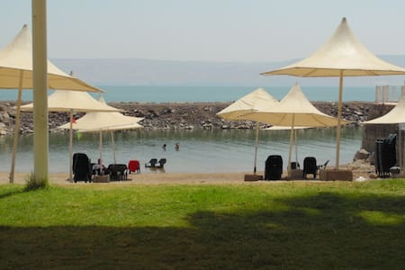 Sea&Sun Vacation for families - Tiberias - Appartement