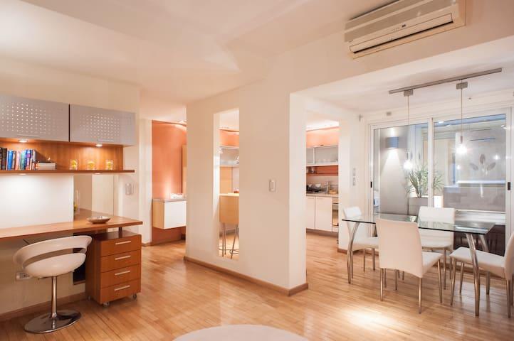 Recoleta Super Chic Apartment - Buenos Aires - Departamento