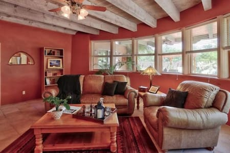 Large but Cozy Home in Corrales NM - Corrales