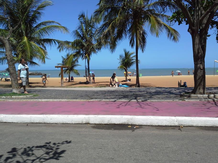 Vista da Praia da Costa