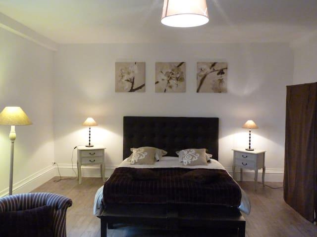 Chambre Orchidée - Brinay - Castillo
