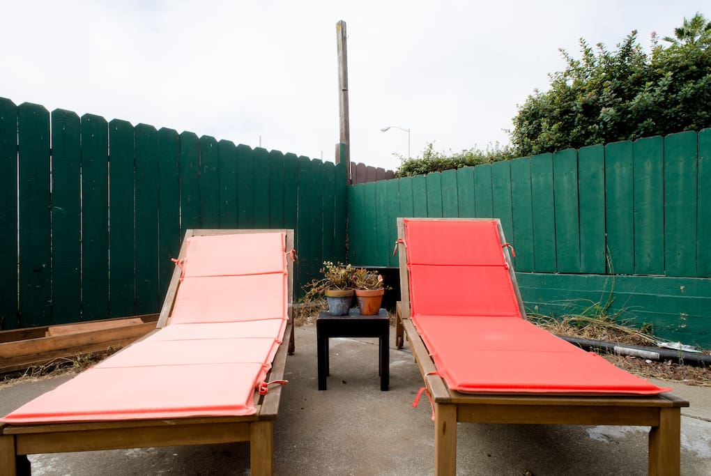 Lawn Chairs for your use