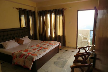 Private Room (1) with Shimla view!!