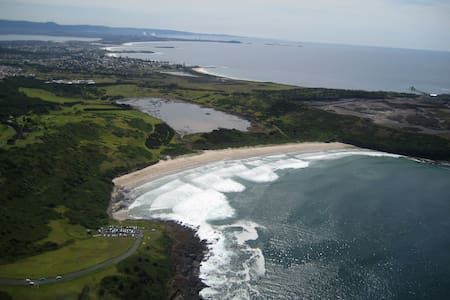 Mystics House, Doorstep to Killalea - Shell Cove - Rumah